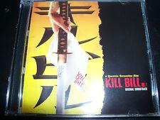 Kill Bill Vol. 1 Original Soundtrack CD  - Like New
