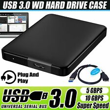 3.5 inch Hard Drive External Enclosure WD to USB 3.0 HDD Case Caddy USA