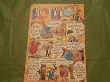1980 Tio Vio El Semanario de Carcajadas Editoral Brugera Comics