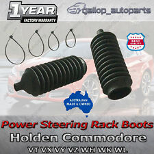 Power Steering Rack Boots Fit Holden Commodore VT VX VY VZ WH WK WL 97-04 Pair