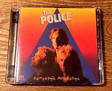 Police Zenyatta Mondatta Ultra Rare DSD Stereo SACD Nice!