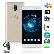 GSM Unlocked 6.0 inch SmartPhone by Indigi (Android 7 + OctaCore 1.3GHz + 2SIM)
