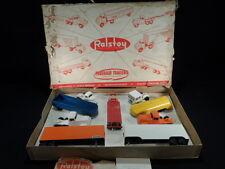 Vintage Ralstoy Fruehauf Trailers Playset - Salesman's Award
