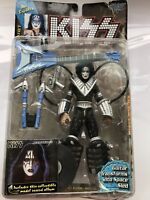 NEW KISS Ace Frehley Ultra Action Figure & Model Record Album McFarlane Toys NIP
