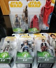 "Star Wars 3.75"" Solo Wave 4 Set TOBIAS VAL RIO DURANT L3-37 ROYAL GUARD IN STOCK"