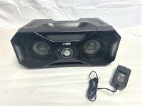 Altec Lansing Mix 2.0 -Bluetooth Speaker,Wireless,Waterproof,Black with Lights