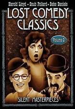 Harold Lloyd - Lost Comedy Classics: All Aboard (1917) / Ask Father (1919) / Bum