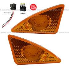 Kenworth T660 T600 T370 T270 T170 LED Turn Signal Corner Lamp -LH & RH