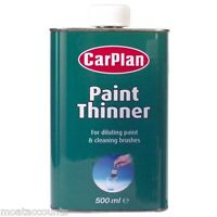 Paint Thinners 500ml [BTH500] For Diluting Paint & Cleaning Brushes
