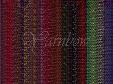 NORO ::Cyochin #01:: wool mohair silk yarn Fuchsia-Sienna-Green-Purple-Brown