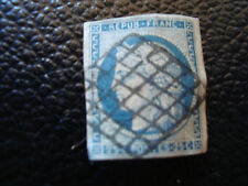 FRANCE - timbre yvert et tellier n° 4 obl (A5) stamp french