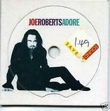 Joe Roberts / Adore + Live