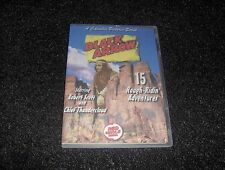 BLACK ARROW CLIFFHANGER SERIAL 15 CHAPTERS 2 DVDS