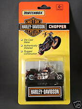 1993 Matchbox Harley Davidson chopper