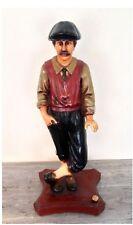 """Art sculpture """"Le golfeur sans canne"""""""