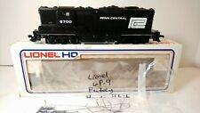 Lionel HO Train Penn Central GP9 Powered Diesel Locomotive NIB