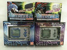 Bandai Digital monster Digimon Pendulum ver.20th Original Silver Black & Blue