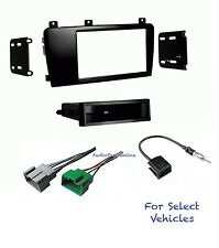 Car Stereo Radio Install Dash Kit Combo for some Volvo- No Factory Premium Amp