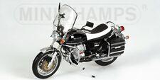 1:12 Minichamps Moto Guzzi 850 T3 California 1971 Black EXTREMALY RARE NEW
