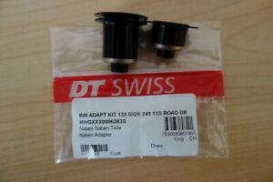 DT Swiss 240s/350 HR Disc Brake 5X135mm QR Umrüstkit, NEU