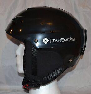 Ski snowboard snow helmet 540 color black, $54.99 size  Large adult  NEW