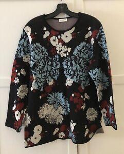Dries Van Noten  Pullover SweaterTop , Large