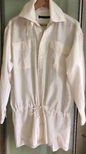 Ralph Lauren Silk Cotton Tunic/ Blouse, 8