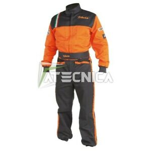 Suit From Mechanical Racing beta 9577M IN Polyester and Cotton From S A 3XL