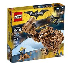 LEGO Batman Movie Clayface Splat Attack Building Set 70904 NEW NIB