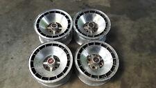 "JDM 14"" Suzuka Carol wheels rims ae86 114.3X4 datsun ssr ke70 WEDS turbo fin"
