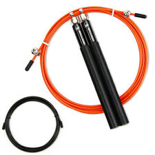 5Billion Speed Jump Rope Adjustable Cable Boxing Fitnes Workout Exercise Gym
