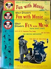 3 Fun With Music, Mickey Mouse Club 78'S