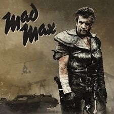 Mad Max Trilogy - 3 x Gatefold Coloured Vinyl - Limited 2000 - Brian May
