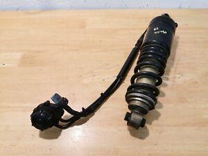 YAMAHA XV750 VIRAGO REAR SHOCK ABSORBER SUSPENSION MONOSHOCK MIDNIGHT XV 750