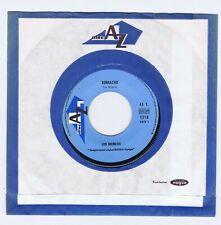 45 RPM 7'' LOS BRINCOS BORRACHO / TU ME DIJISTE ADIOS