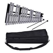 Foldable 30 Note Glockenspiel Xylophone Vibraphone+Mallets Bag Gift+Free Ship