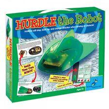 Hurdle the Robot Make Your Own Robotics Kit Senses & Avoids Obstacles for Kids