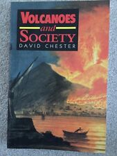 Volcanoes And Society Geography Book By David Chester