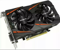 GIGABYTE Radeon RX 460 WINDFORCE OC 2GB GV-RX460WF2OC-2GD GPU Video Card