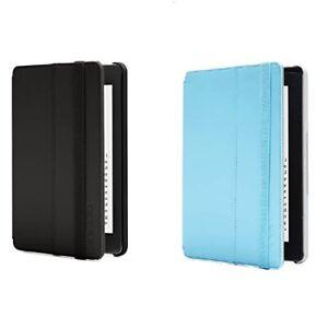Incipio Case Cover Folio For Amazon Kindle Fire HD 7 2014   Cyan Blue Black Grey