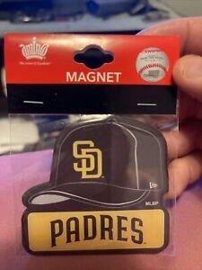 San Diego Padres Cap Magnet MLB