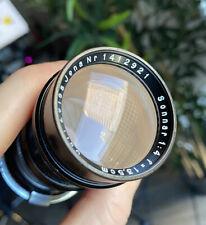 Sonnar 135mm f4 Black for Contax I Rangefinder Carl Zeiss Jena