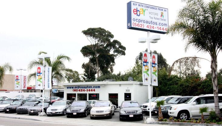 Orange County Prof Auto Brokers