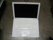"""Apple MacBook A1181 13.3"""" Laptop - MB601LL/A 2139 2.0GHz 1GB White Incomplete"""
