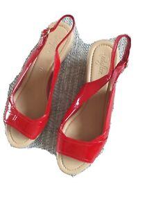 ladies   sling back shoes