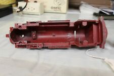 LIONEL POST WAR O Red STEAM ENGINE SHELL,NO JEWELS, SHELL OK (L-Box)