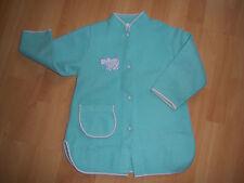 Robe de chambre courte vert clair 5 ANS