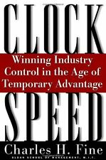 Clockspeed : Winning Industry Control in the Age of Temporary Advantage by Charl