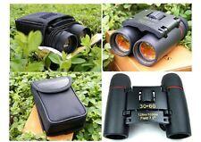 sakura binoculars High Resolution 30 x 60 for Travel & Sports Bird Watching