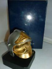 More details for les etains du prince pompier msa gallet french f1 fire helmet